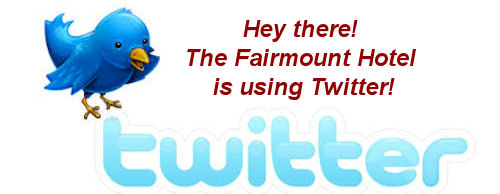 Follow The Fairmount on Twitter
