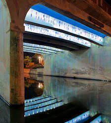 Featured Attractions . . . The San Antonio Riverwalk - the new Museum Reach